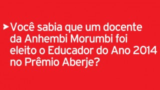 Educador do Ano 2014